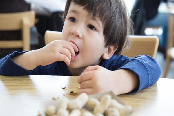Đậu phộng giúp cải thiện trí nhớ và trí thông minh