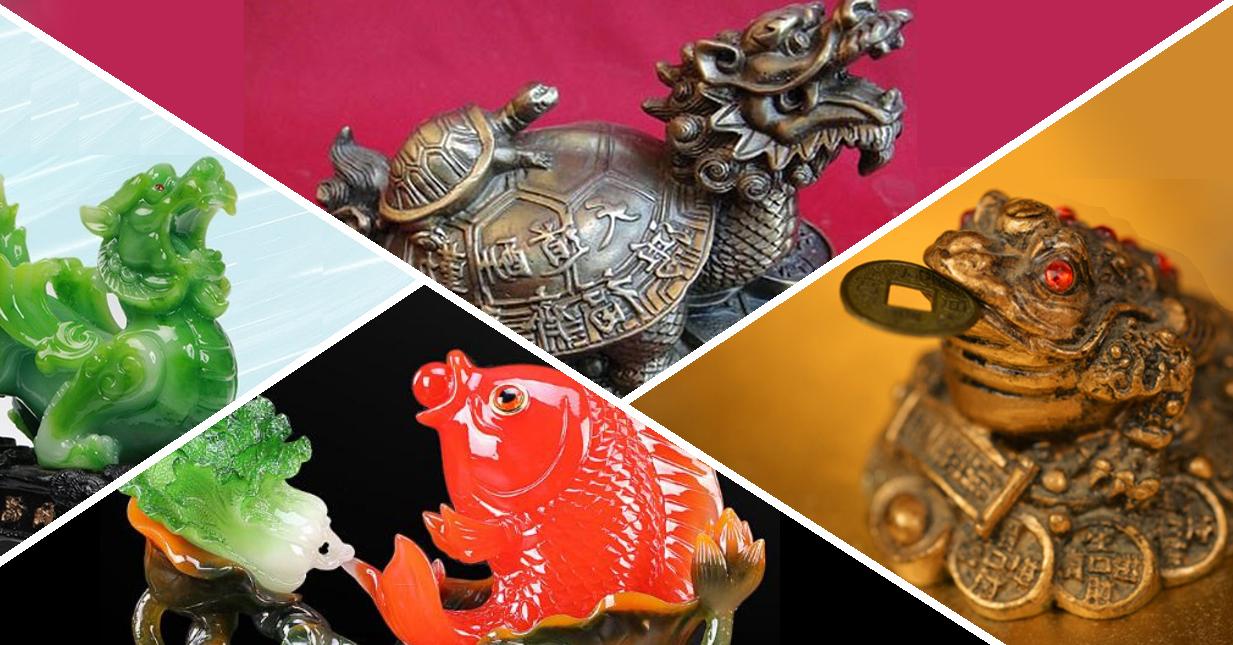 Những linh vật phong thủy đem tài lộc về nhà | DoanhnhanPlus.vn