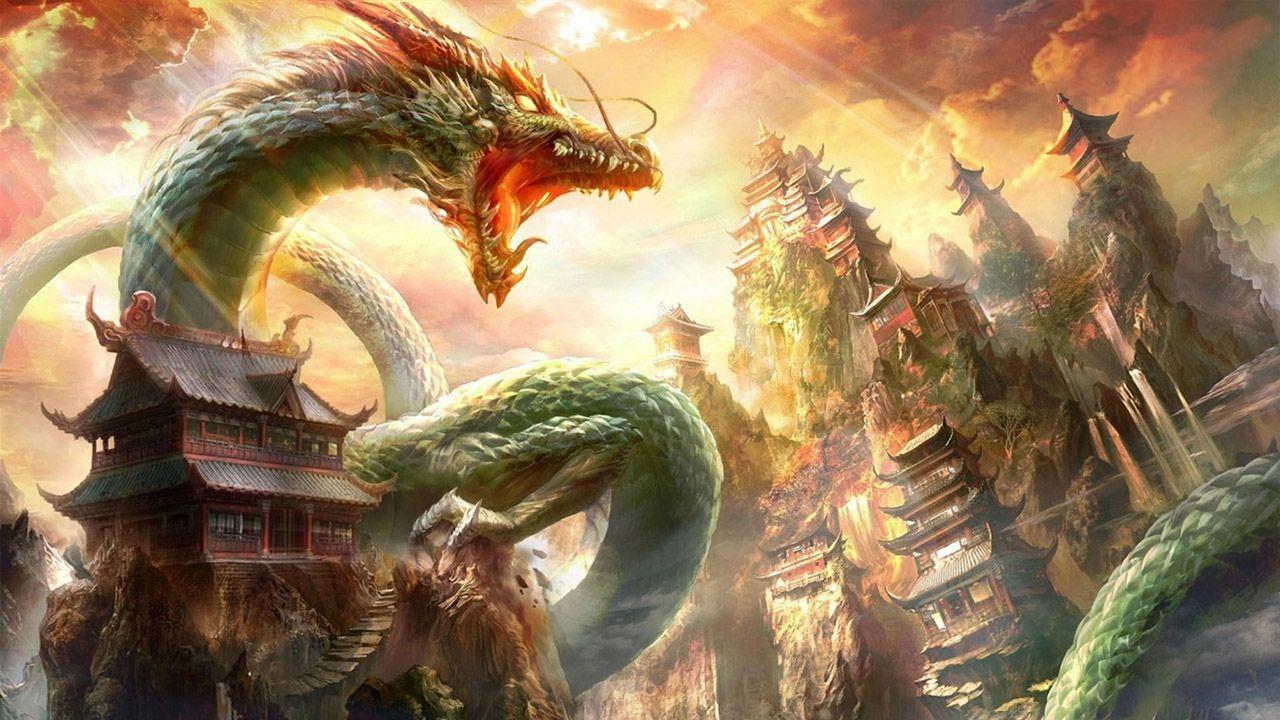 Top ảnh rồng 3D đẹp, hình ảnh Dragon đẹp nhất Thế Giới   Japanese dragon, Fantasy dragon, Eastern dragon